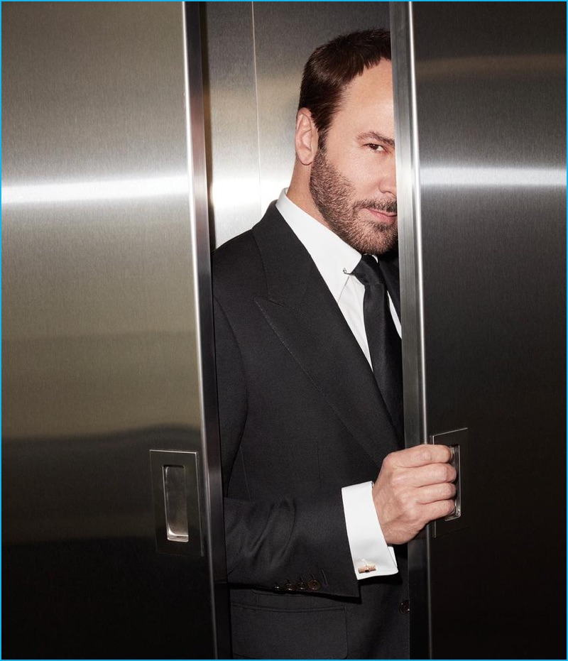 Portrait of Tom Ford