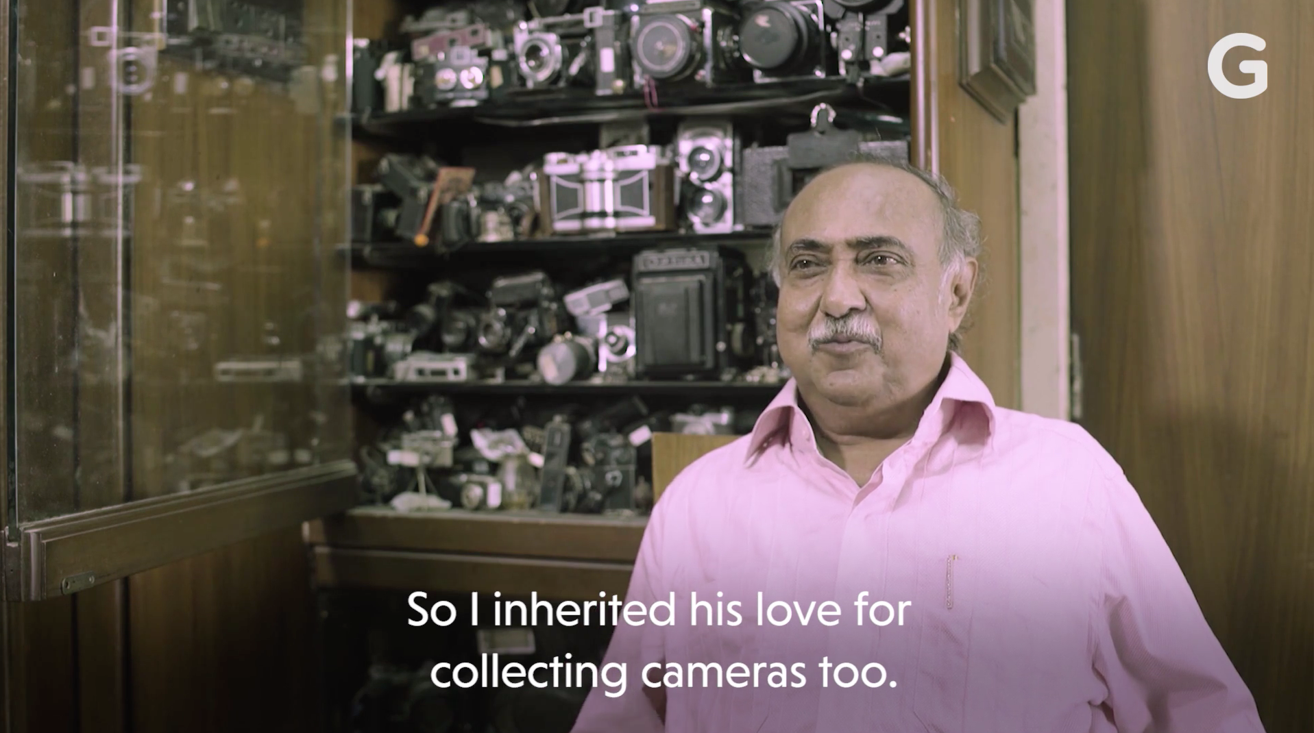 Dilish Parekh of Mumbai, India, speaks to Gizmodo about his collection of cameras.