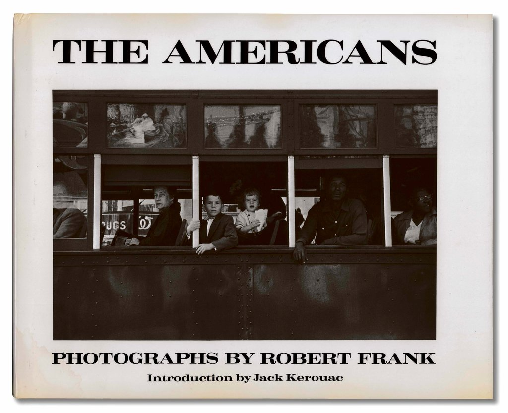 Cover of 'The Americans' by Robert Frank
